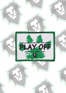 Nášivka Play off 2019/2020